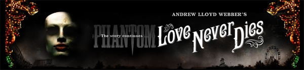 Andrew Lloyd Webber Launching Love Never Dies