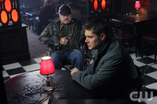 A scene from Supernatural Season Five, Episode 7