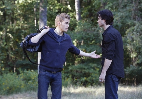 Over a Dozen Stills from The Vampire Diaries Episode 8 - Rose