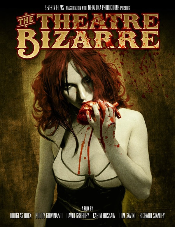 Fantasia 2011: New Stills and a Trailer - The Theatre Bizarre