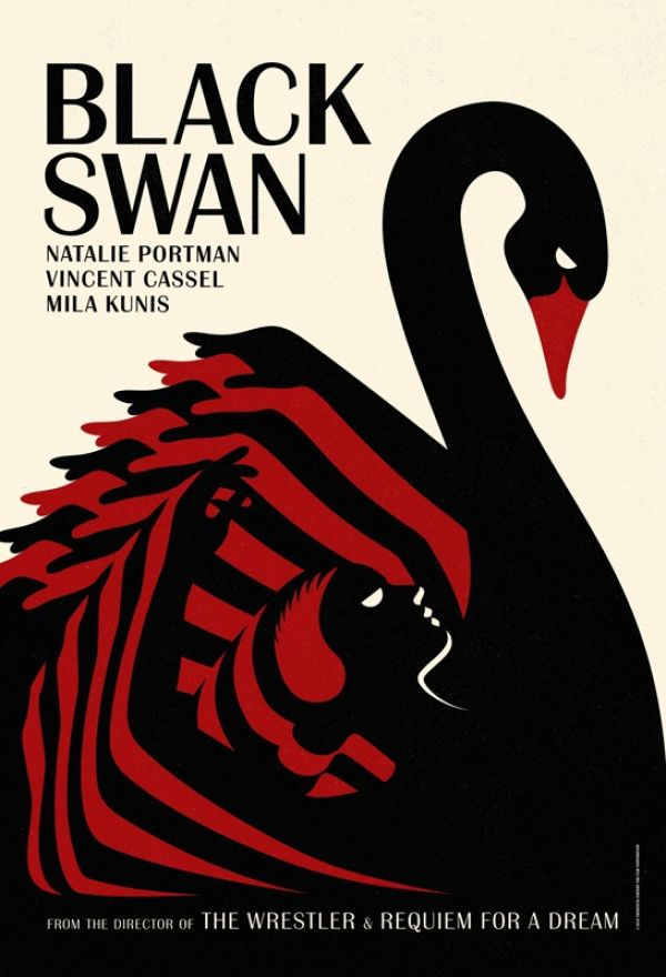 International Poster Debut: Black Swan