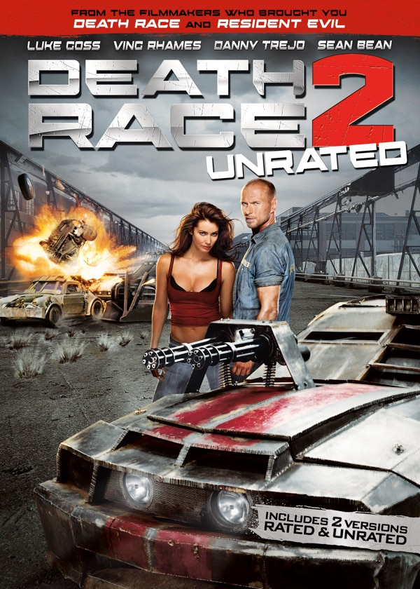 Meet The Babes of Death Race 2