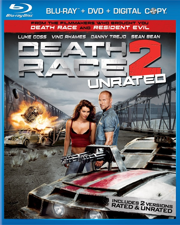 Three Clips and a Featurette from Death Race 2 Ready to Shit on Your Sidewalk