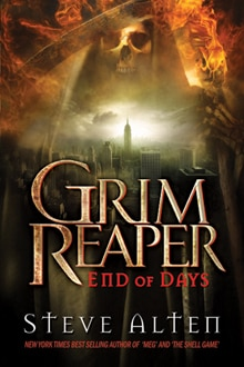 Steve Alten Introducing Readers to the Grim Reaper: End of Days