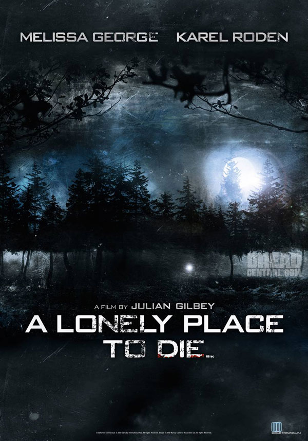 One-Sheet Debut - A Lonely Place to Die