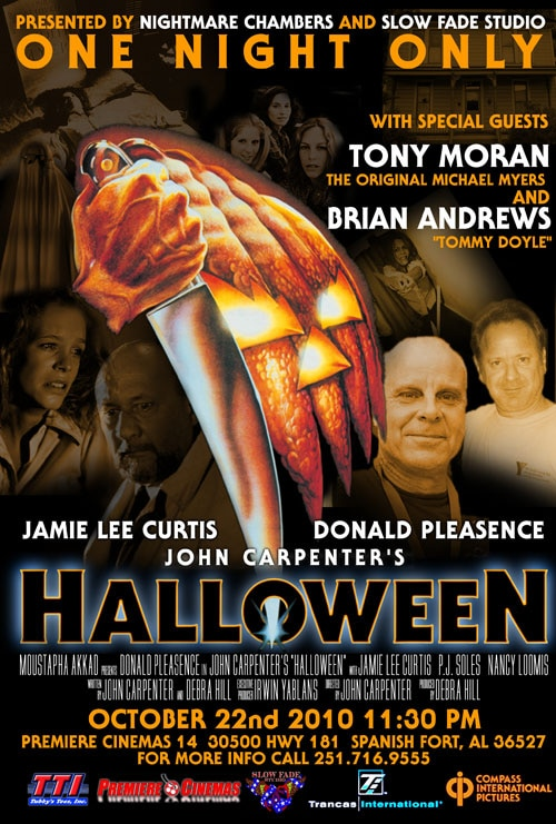 John Carpenter's Halloween – Back on the Big Screen for One Night Only