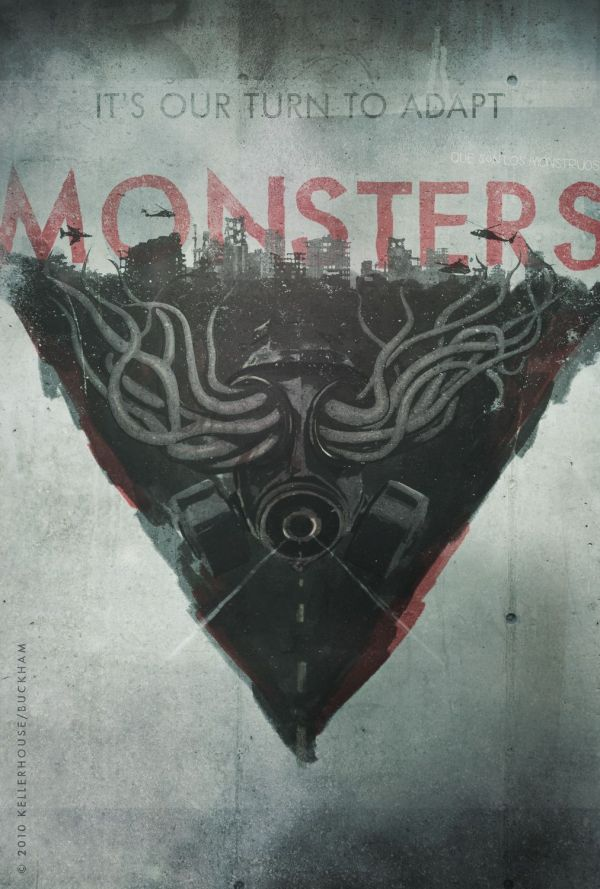 Two New One-Sheets - Gareth Edwards' Monsters