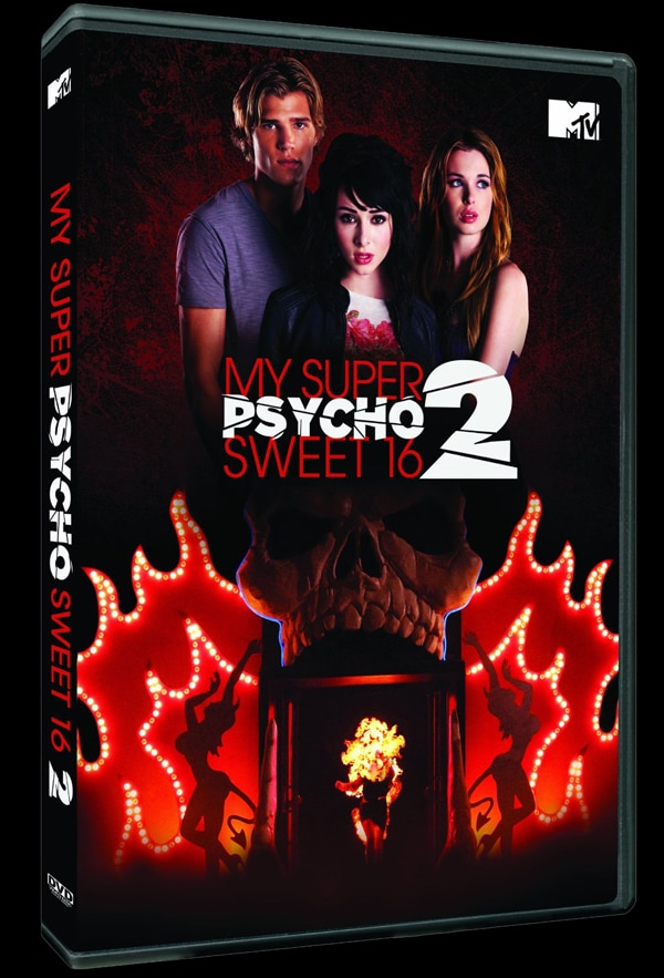 Win a Copy of My Super Psycho Sweet 16 Part 2 on DVD