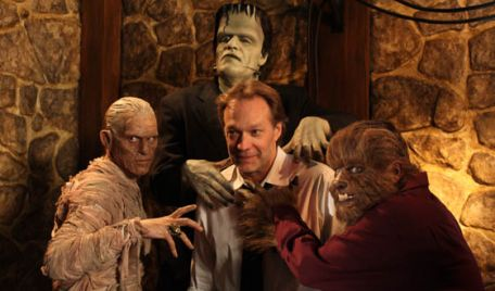 Greg Nicotero Wants YOU to Join The United Monster Talent Agency
