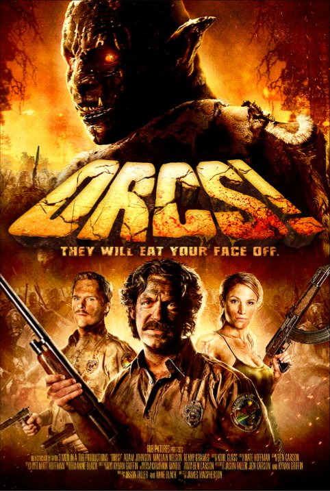 Watch This Trailer For Orcs! or They Will Eat Your Face Off!