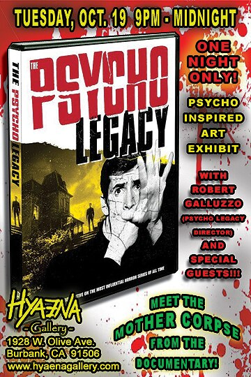 Exclusive Clip - The Psycho Legacy