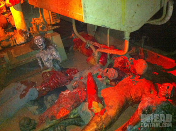Event Report: The Queen Mary's Dark Harbor Haunt
