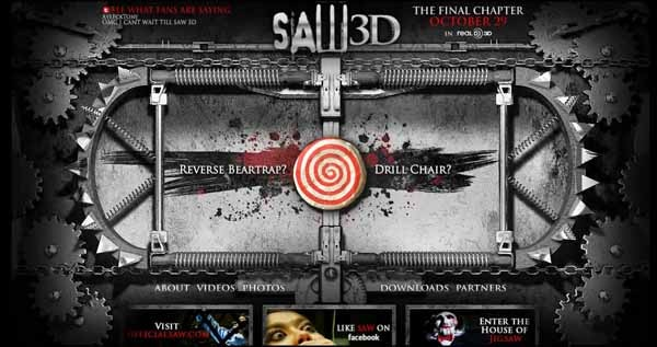 More New Footage in Latest Saw 3D TV Spot!