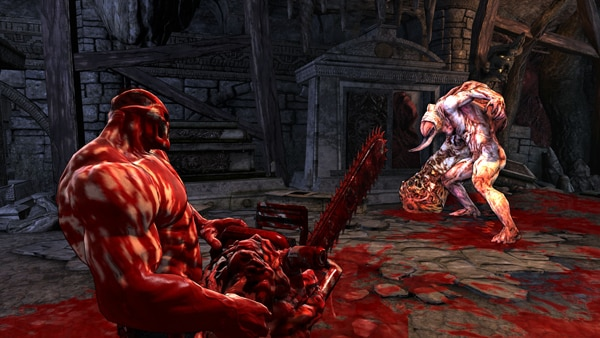 Associate Producer Dan Tovar Talks New Splatterhouse