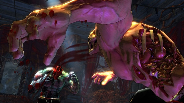 Entrails Fly in Latest Images from Namco's Splatterhouse