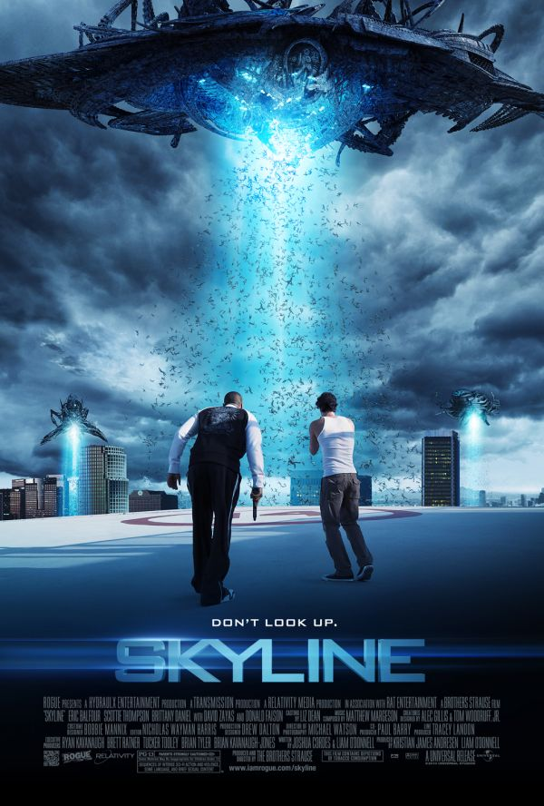 Official Skyline One-Sheet Sends Bodies Flying!