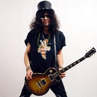 Guitarist Slash Talks Upcoming Horror Projects