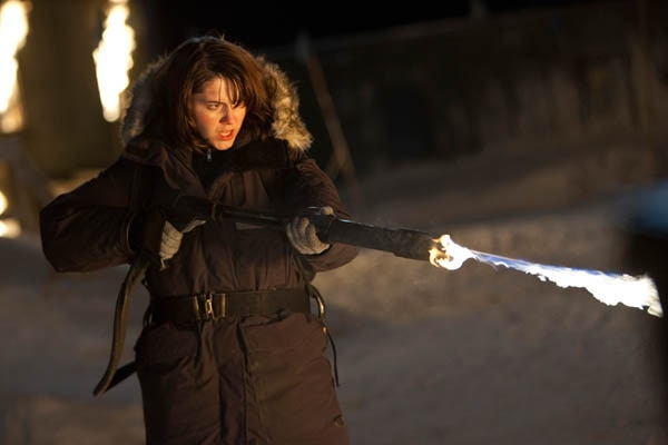 Eight New Stills from The Thing Prequel Cast a Chill