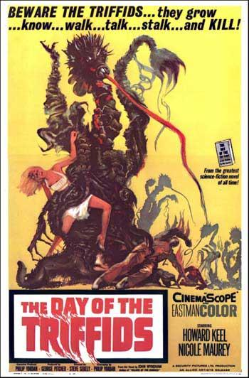 Sam Raimi to Deliver Us a New Day of the Triffids?