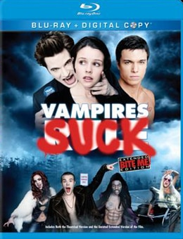 Vampires Suck on DVD