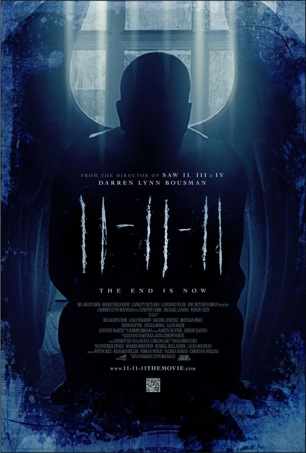 Midnight Showings of 11-11-11 Haunting Select Theatres