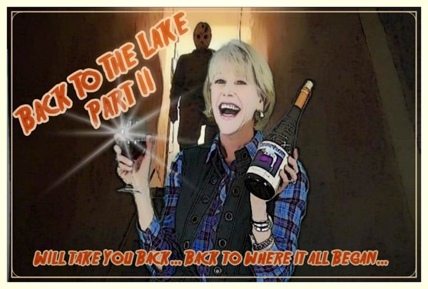 Exclusive: Friday the 13th's Adrienne King Talks Crystal Lake Wines and More!