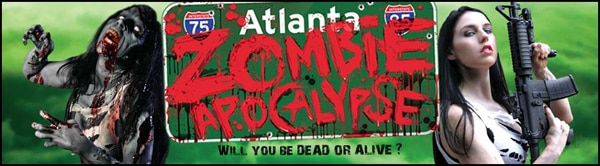 Atlanta Zombie Apocalypse Returns for Year Two