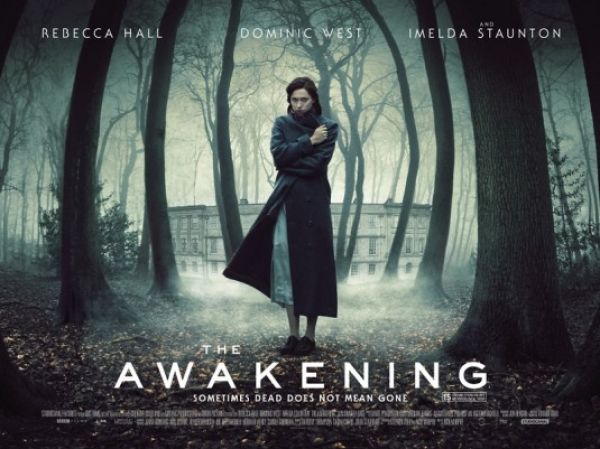 Get the Chills From the UK Quad One-Sheet for The Awakening