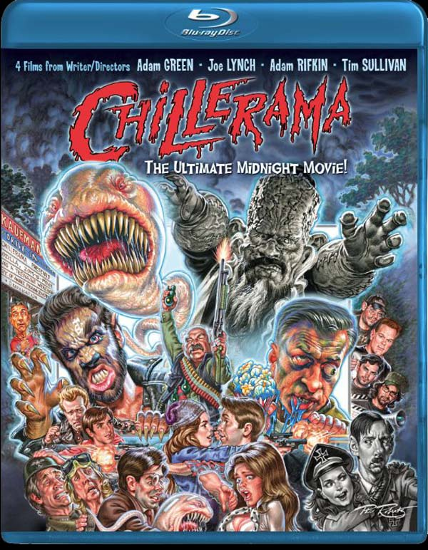 Official Announcement - Chillerama on DVD and Blu-ray!