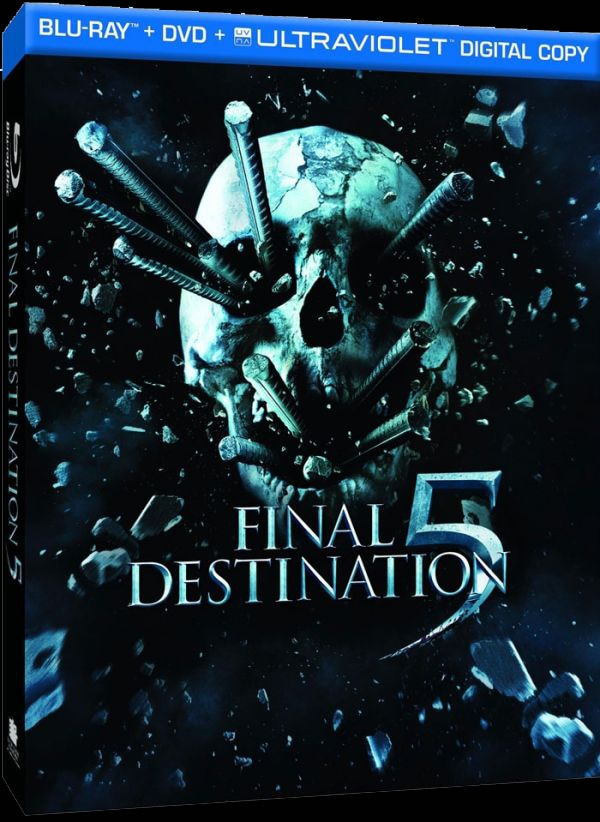 Let Death Take Your Holiday - Win a Copy of Final Destination 5 on Blu-ray