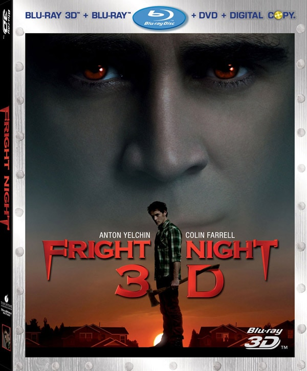 Official Blu-ray and DVD Specs Revealed for Fright Night Remake