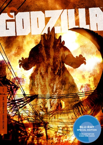 Official Specs and Artwork - Godzilla: The Criterion Collection