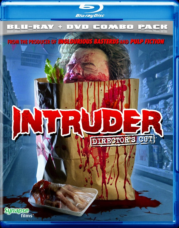 The Intruder on Blu-ray - Some Serious Ordering Incentive!