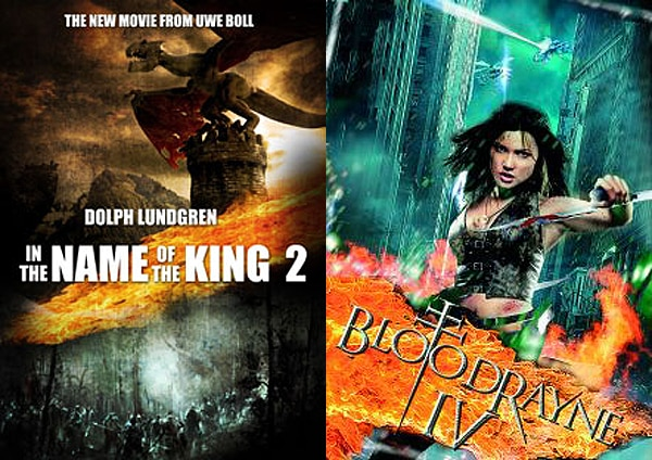 In The Name of the King 2 and BloodRayne IV on Their Way from Uwe Boll