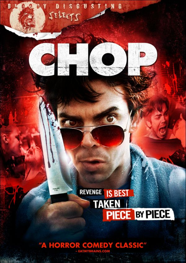 DVD Artwork, Info and Official Trailer: Chop