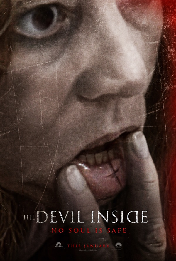 Latest The Devil Inside Clip Speaks in Tongues