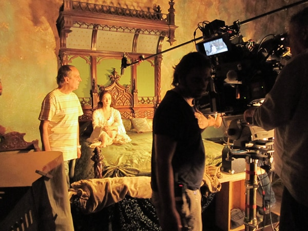 Go Behind-the-Scenes of Dario Argento's Dracula 3D