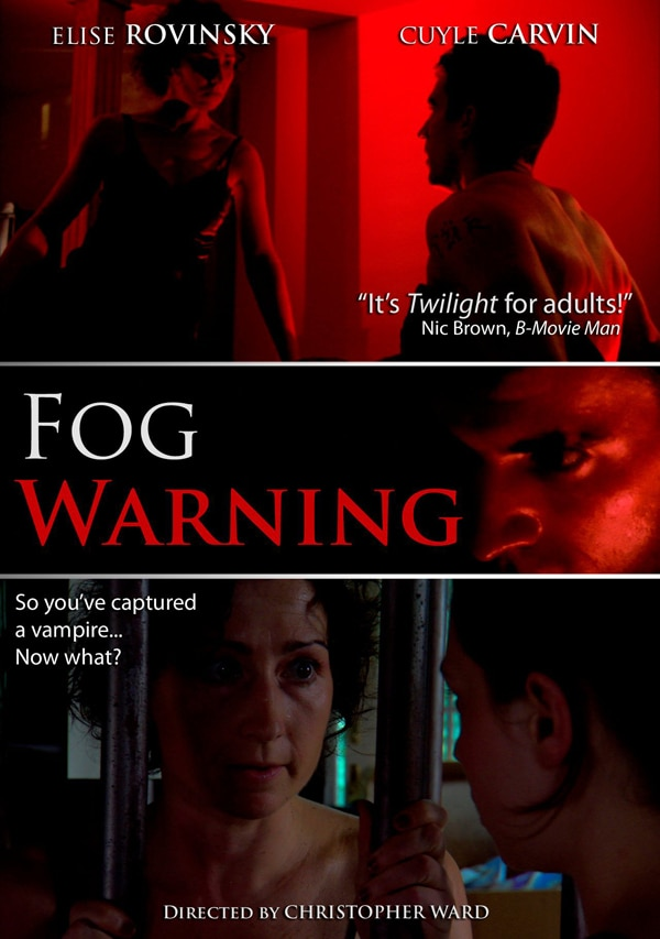 Heed the Fog Warning on iTunes this Halloween 2011