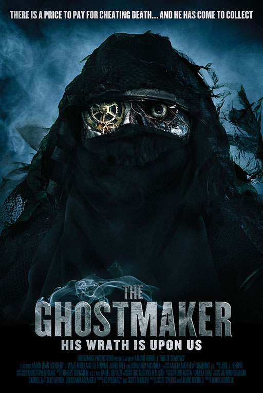 The Ghostmaker: New Behind-The-Scenes Stills