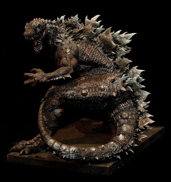 Is This the Design for Legendary's Godzilla?