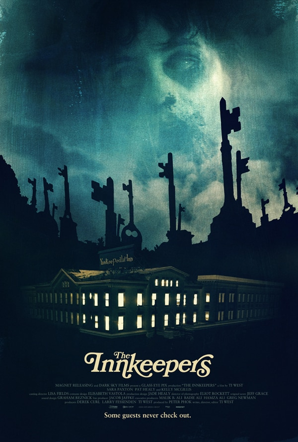 Exclusive TV Spot: The Innkeepers - Available NOW Through Magnolia On-Demand