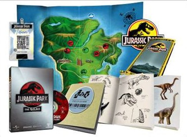 Jurassic Park: The Game Website Opens; New Behind-the-Scenes Video; Deluxe Edition Details