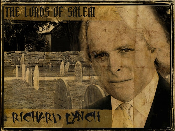 Richard Lynch to Preach the Gospel of The Lords of Salem