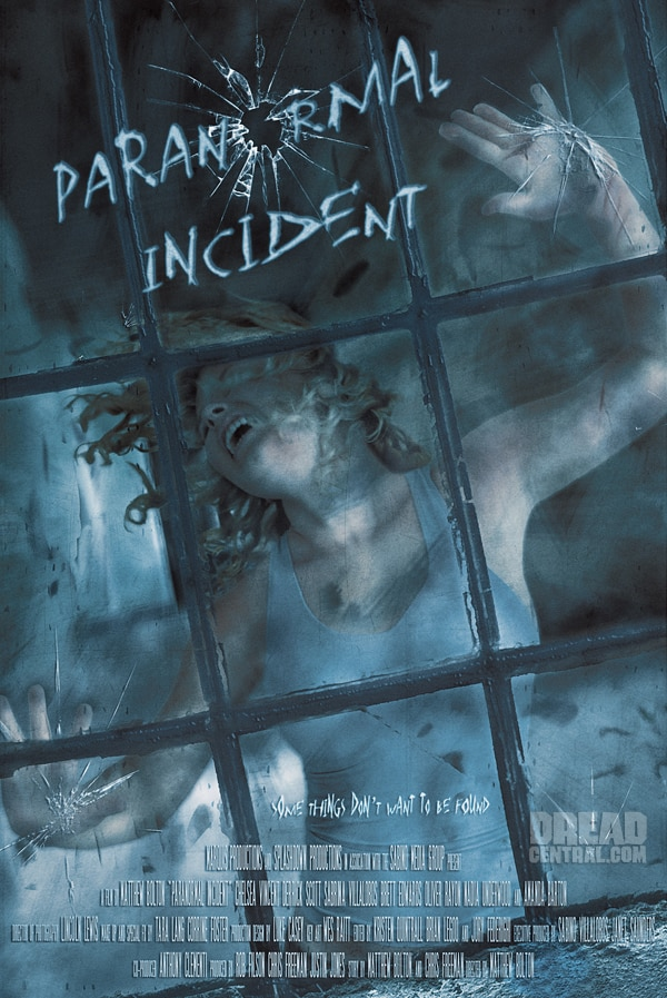 Exclusive Trailer, Stills and More from Paranormal Incident