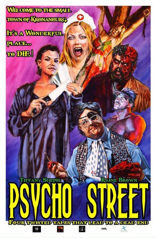 Can You Tell Me How to Get ... How to Get to Psycho Street?