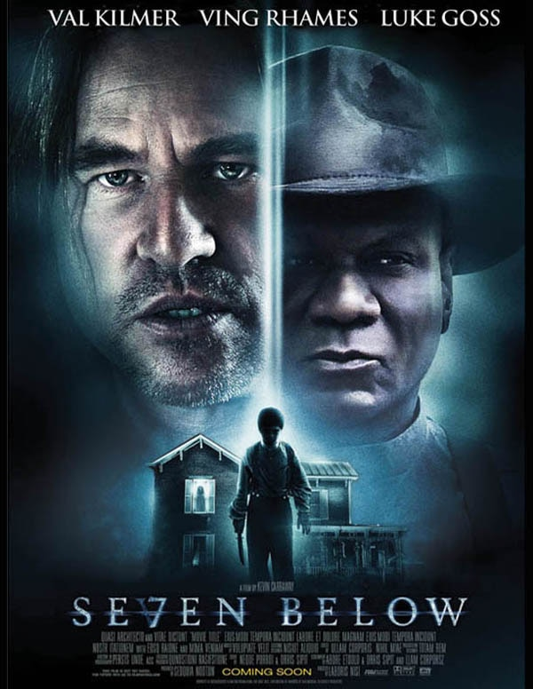 Val Kilmer, Ving Rhames, Luke Goss Ready to Go Seven Below on DVD