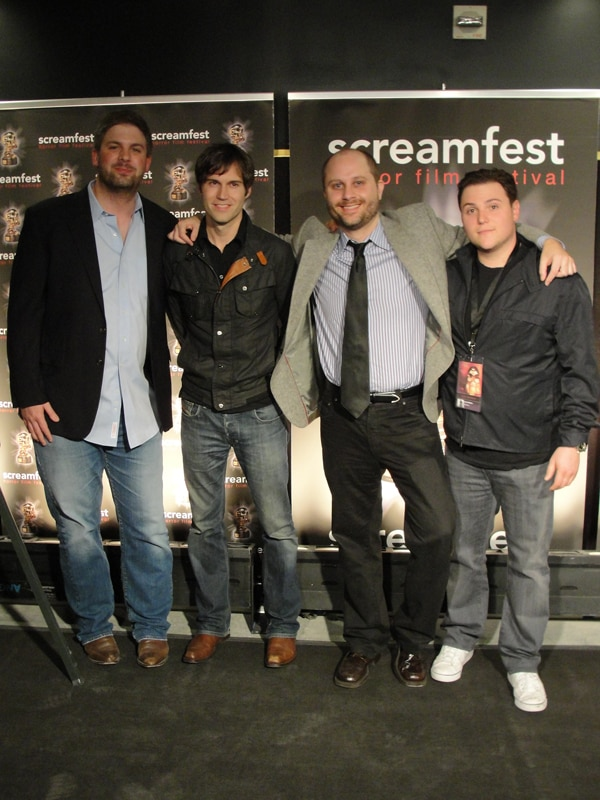Event Report: Screamfest LA 2011: Exclusive Photos from Nights #7 and #8; Coverage of the Premieres of Enter Nowhere, No Rest for the Wicked, The Little Mermaid, Infected, and More
