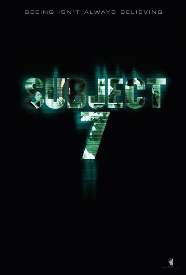 Early Sales Art and Synopsis for Icon Entertainment's Subject 7