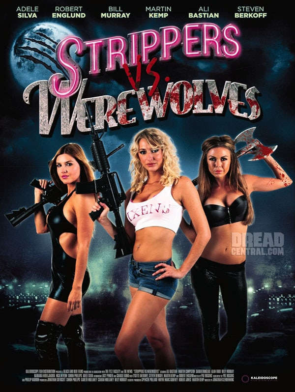 AFM 2011: Hungry Trailer Debut for Strippers vs. Werewolves