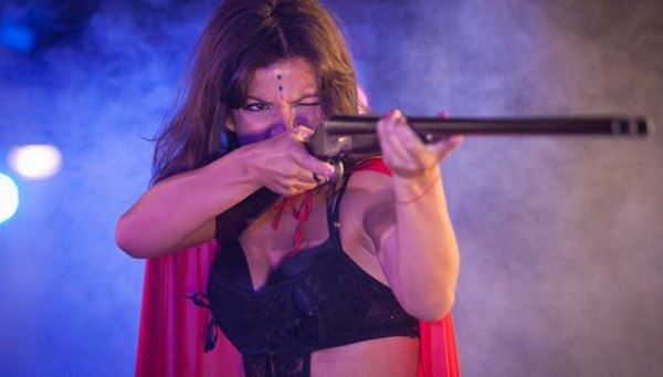 Strippers vs. Werewolves - Get Teased by New Stills and Art
